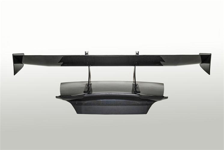 K1 Laboratory S2000 Swan neck GT Wing